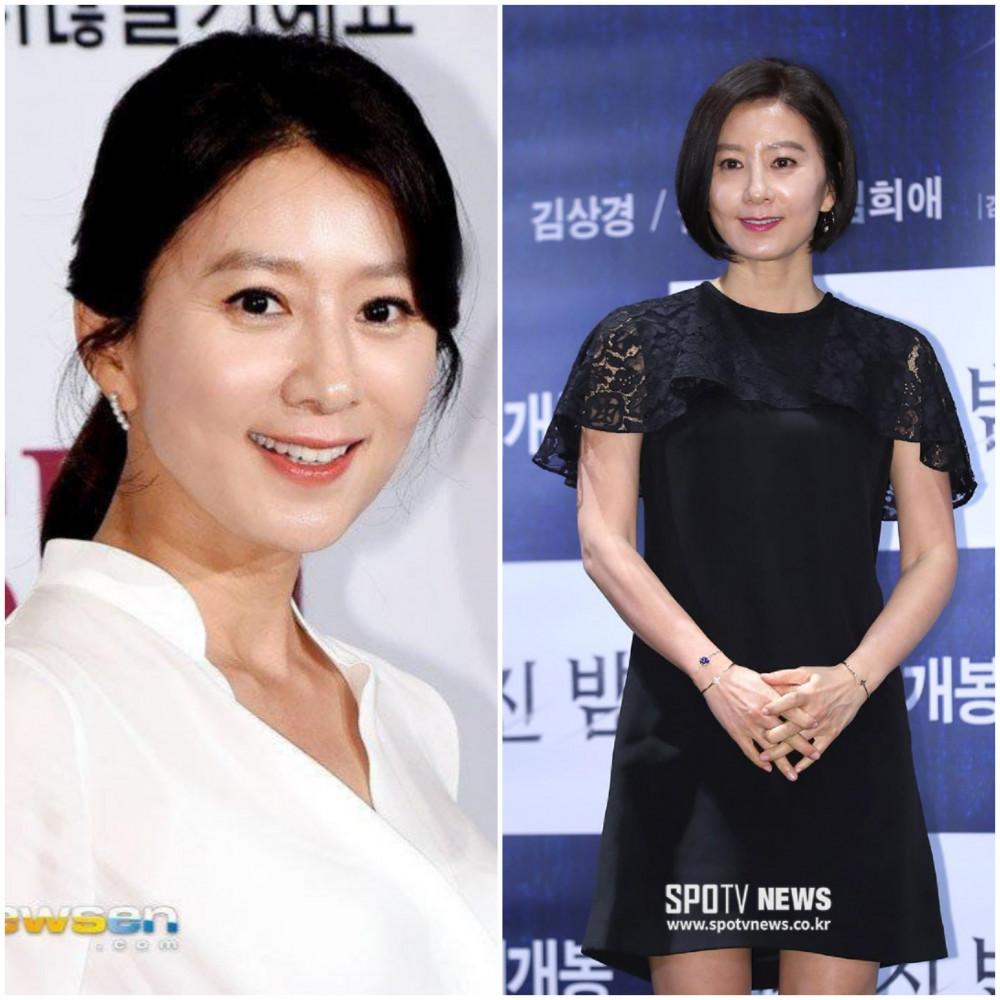 Nữ diễn viên luôn chú trọng đên việc duy trì cân nặng và làn da căng mịn.