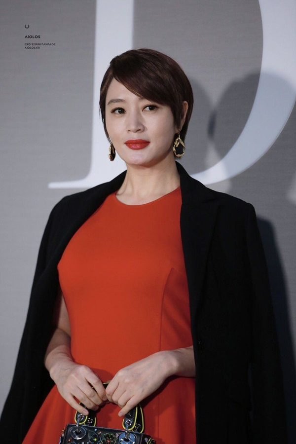 Nhiều năm qua Kim Hye Soo luôn được coi là biểu tượng sexy của làng giải trí xứ kim chi.