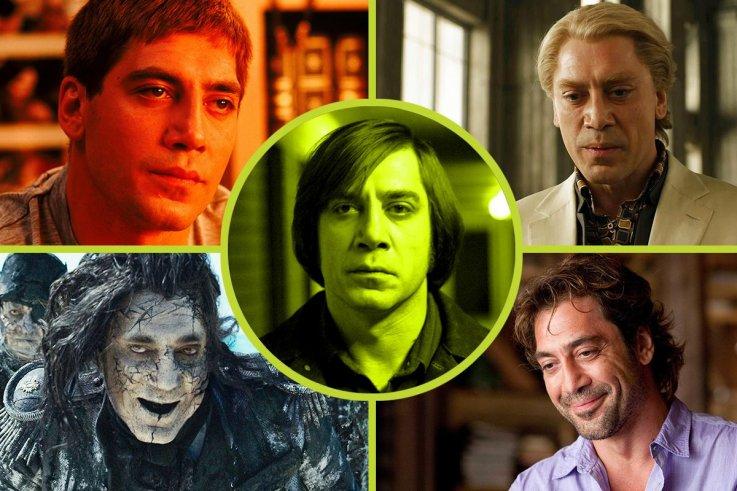 Hình ảnh Javier trong một số phim anh tham gia.