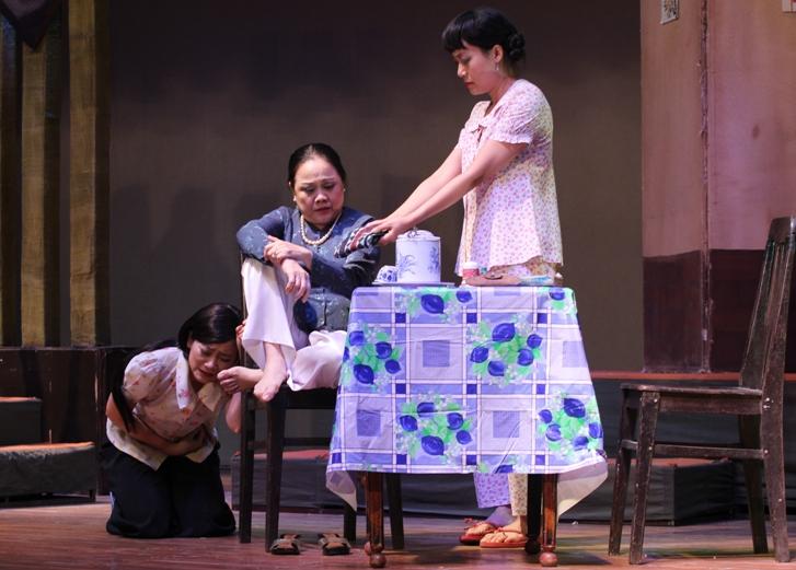 Sân khấu kịch Hoàng Thái Thanh sẽ có thêm những suất diễn tăng cường tại Nhà thiếu nhi TPHCM vào đầu tháng 6 tới đây