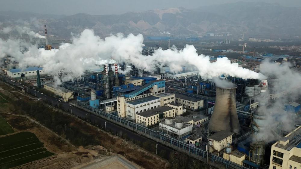 Ô nhiễm không khí của Trung Quốc hiện tồi tệ hơn trước đại dịch - Ảnh: AP