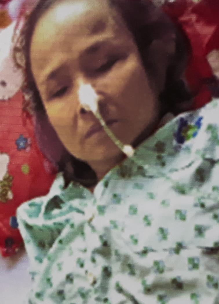 Bà Thủy bị ung thư cổ tử cung