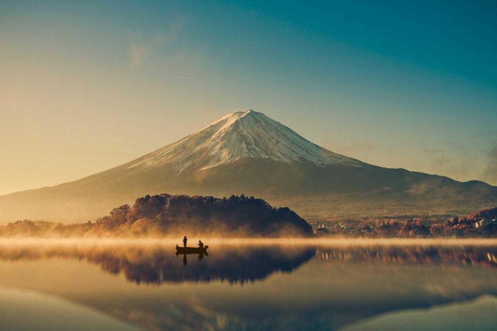 Núi Phú Sĩ. Ảnh: SCMP