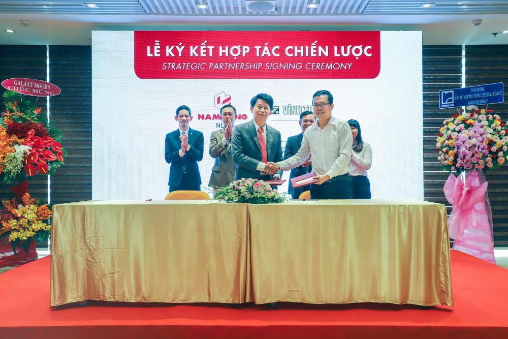 Saint-Gobain Việt Nam và Nam Long ký kết hợp tác