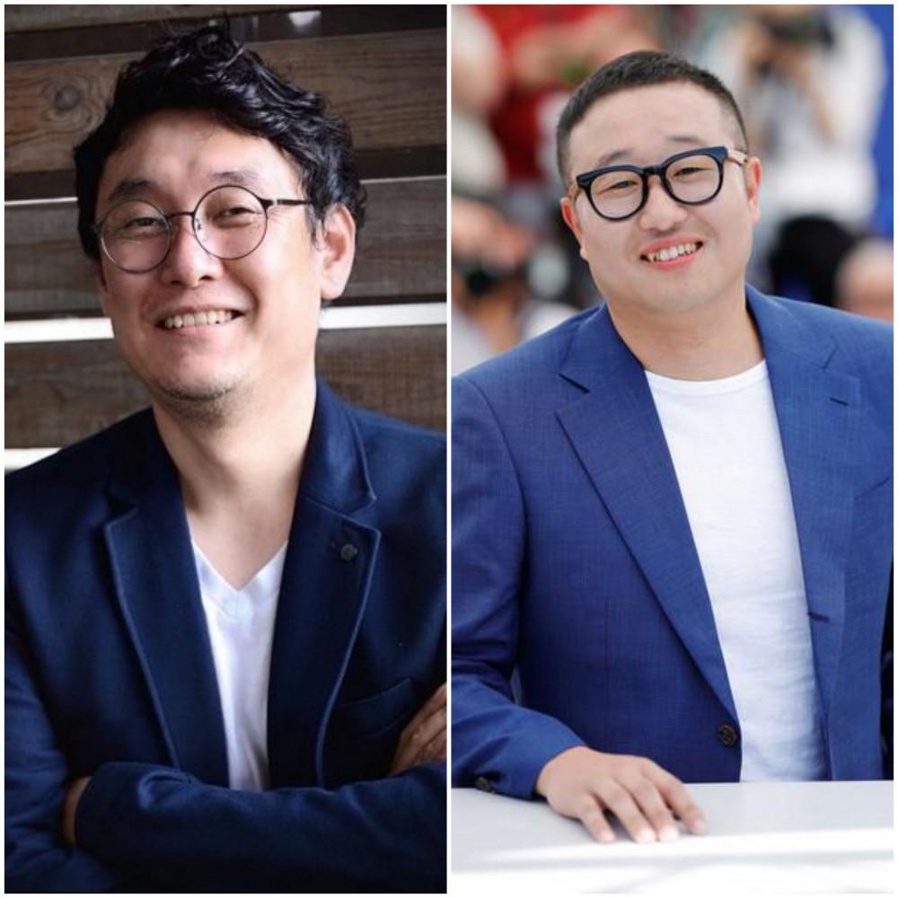 Đạo diễn Jang Joon-hwan (bên trái) và Jung Byung-gil (bên phải) sẽ ra mắt Hollywood trong thời gian tới.