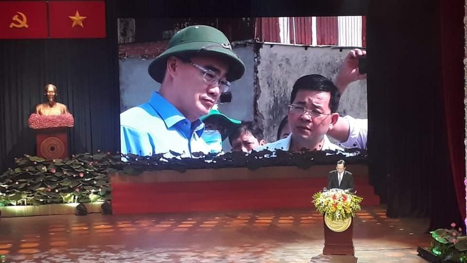 Phó chủ tịch thường trực UBND TPHCM Lê Thanh Liêm thông tin về kết quả sơ kết 10 nội dung thi đua