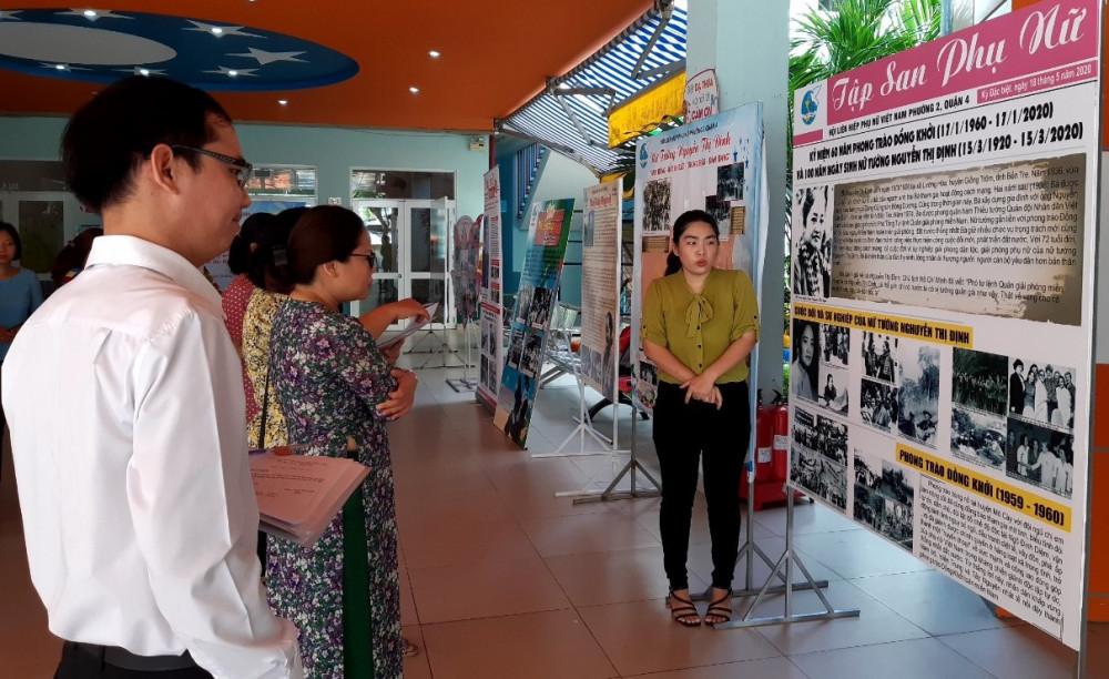 Giới thiệu cuộc đời nữ tướng Nguyễn Thị Định