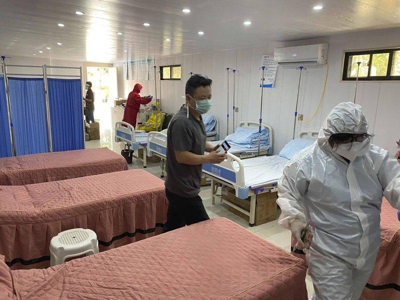 Cảnh sát Philippines đột kích bệnh viện bất hợp pháp chữa trị cho bệnh nhân Trung Quốc nghi nhiễm SARS-CoV-2