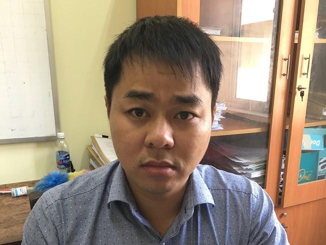 Đối tượng Lê Chí Trung - tổng giám đốc Công ty Đông Hưng TTT