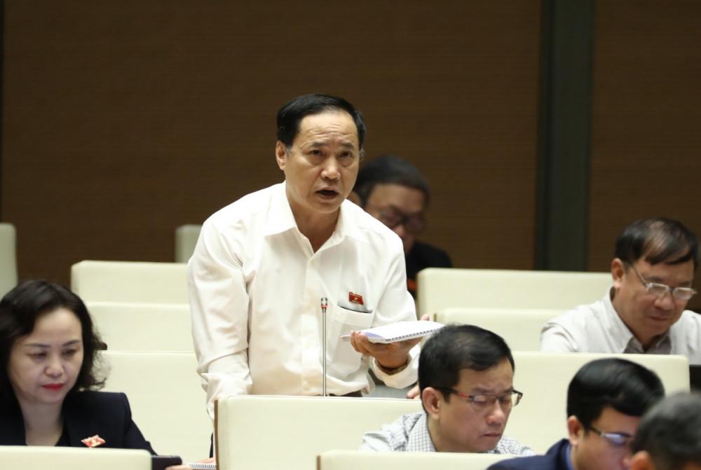 ĐBQH Nguyễn Mai Bộ cho rằng, cần bổ sung phòng giám định kỹ thuật hình sự thuộc Viện KSND tối cao để chống oan sai