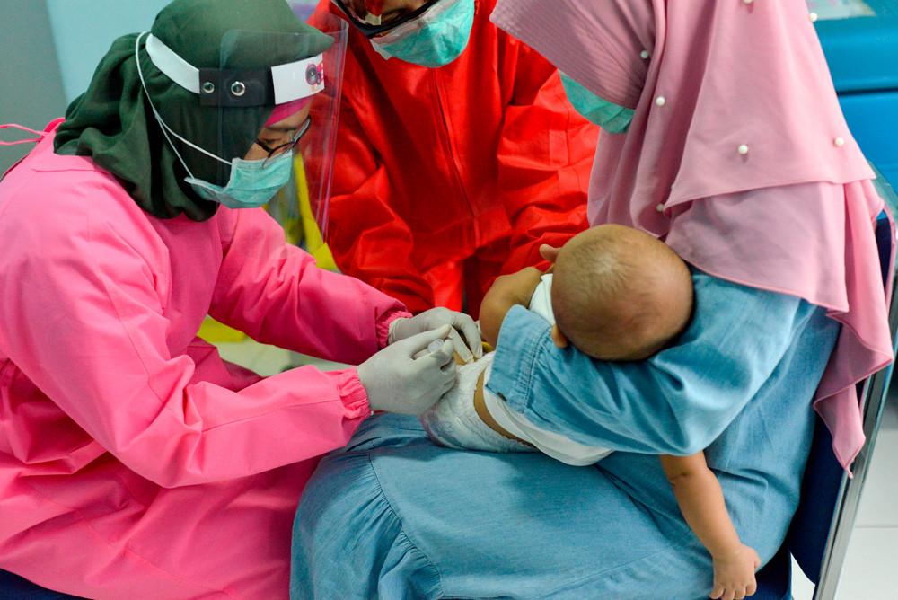 Khoảng 80 triệu trẻ sơ sinh trên toàn thế giới đang thiếu vắc-xin vì đại dịch