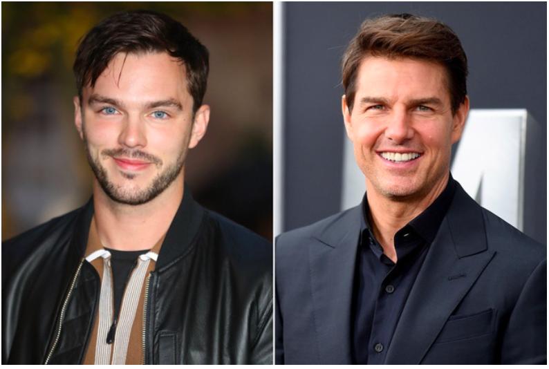Nam diễn viên Nicholas Hoult bỏ lỡ cơ hội tham gia phim cùng Tom Cruise.
