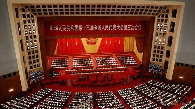 Kỳ họp Quốc hội Trung Quốc thường niên năm 2020 diễn ra từ ngày 22/5 sau khi phải hoãn lại do dịch COVID-19.