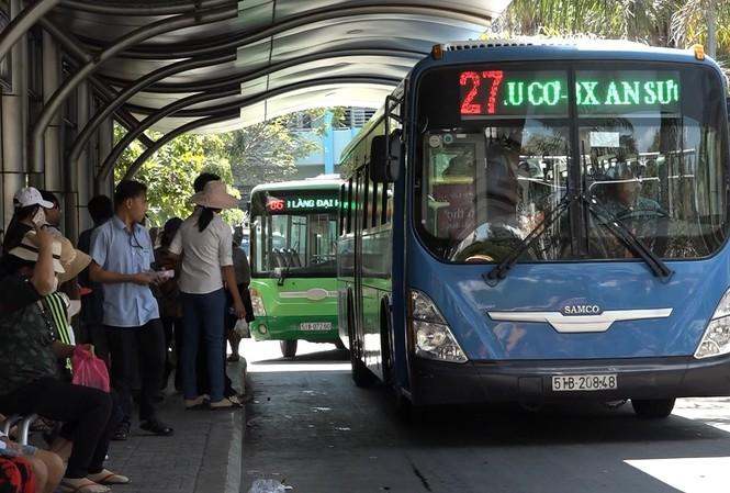 TPHCM dự kiến mở mới 20 tuyến xe buýt khu vực nội tỉnh