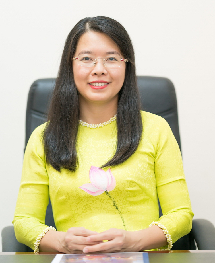 Bà Nguyễn Thị Ánh Hoa - Phó giám đốc thường trực Sở Du lịch TP.HCM