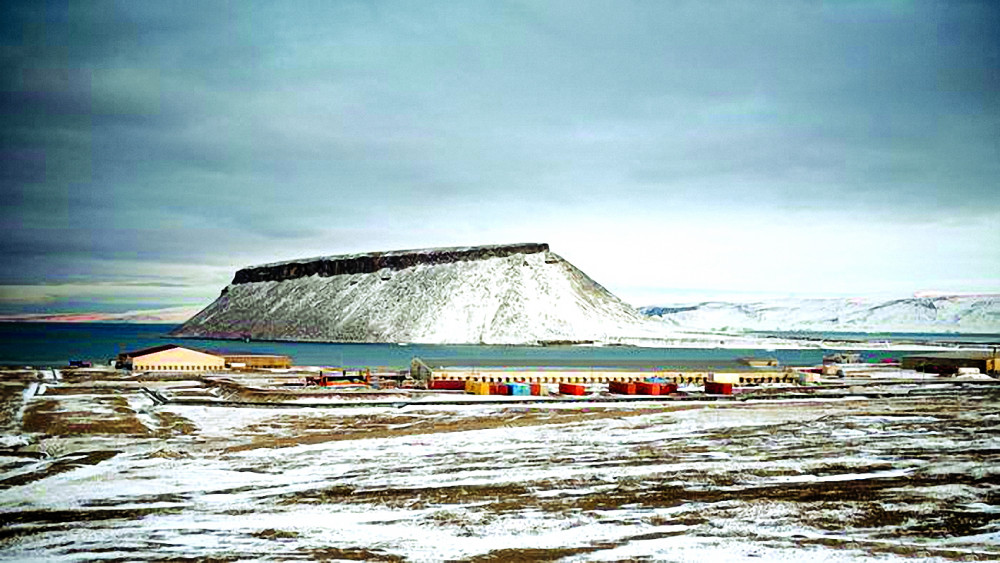 Lợi ích chiến lược của Mỹ tại hai vùng cực ngày càng bị thách thức bởi Nga và Trung Quốc