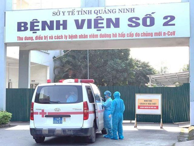 Bệnh nhân 312, nữ, 40 tuổi, quốc tịch Việt Nam, địa chỉ ở Ba Đình, Hà Nội điều trị bệnh COVID-19 khỏi bệnh, xuát viện.
