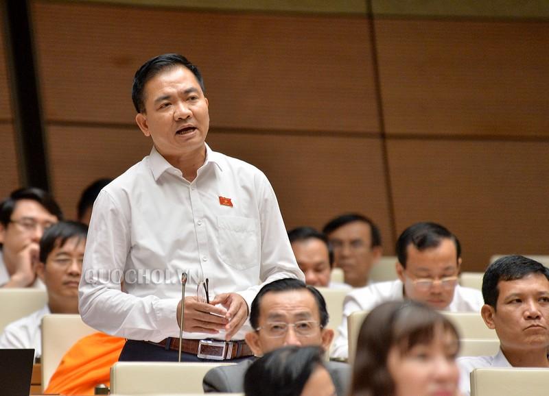 ĐBQH Nguyễn Minh Đức đề xuất quy định thanh niên không xăm trổ trong độ tuổi thực hiện nghĩa vụ quân sự