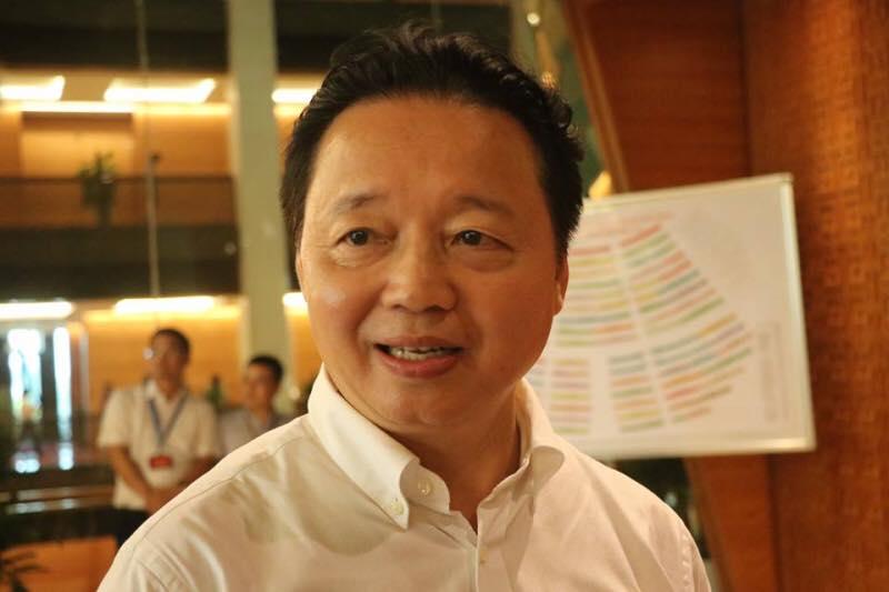 Bộ trưởng Trần Hồng Hà khẳng định
