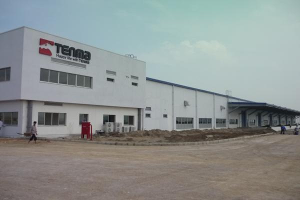 Công ty Tenma Việt Nam có trụ sở đặt tại Bắc Ninh.