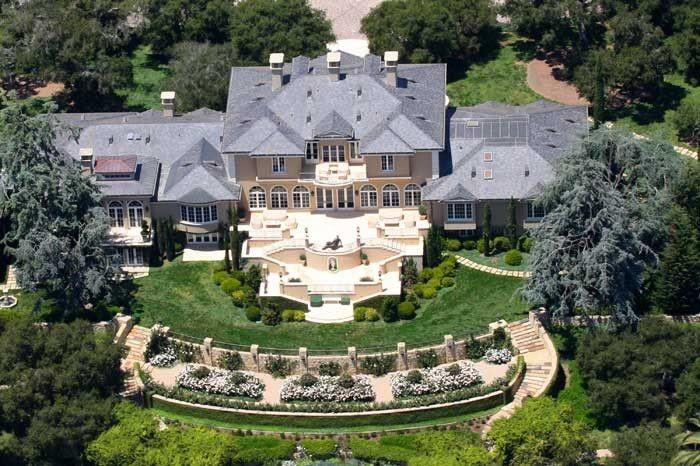 Biệt thự riêng tư và nằm giữa thiên nhiên xanh mát của nữ hoàng truyền thông Oprah Winfrey ở Montecito, California, Mỹ