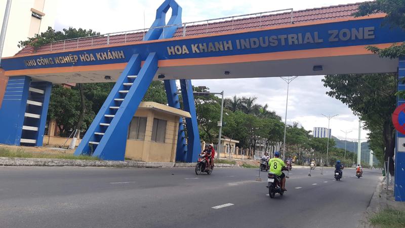 Anh N. là công nhân đang làm việc tại Khu Công nghiệp Hòa Khánh