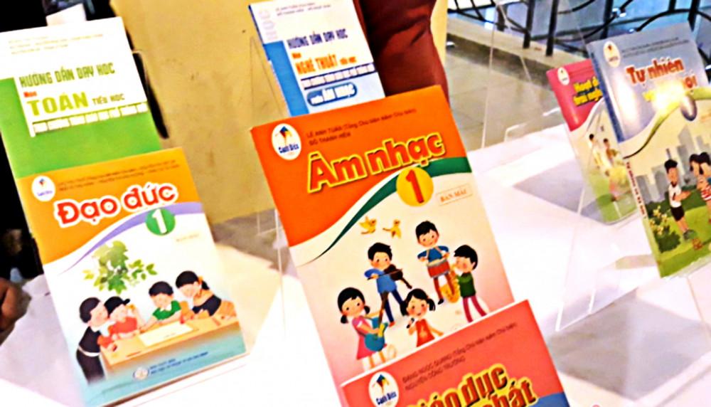 Chương trình sách giáo khoa mới đặt mục tiêu phát triển năng lực của học sinh - Ảnh: Đại Minh