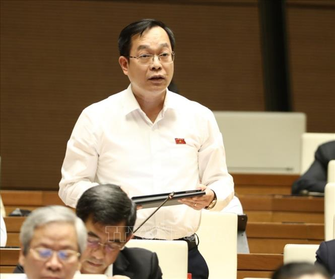 ĐBQH Mai Hồng Hải đề xuất không cấm dịch vụ đòi nợ thuê dù loại hình này đã có biến tướng, thậm chí mang màu sắc xã hội đen