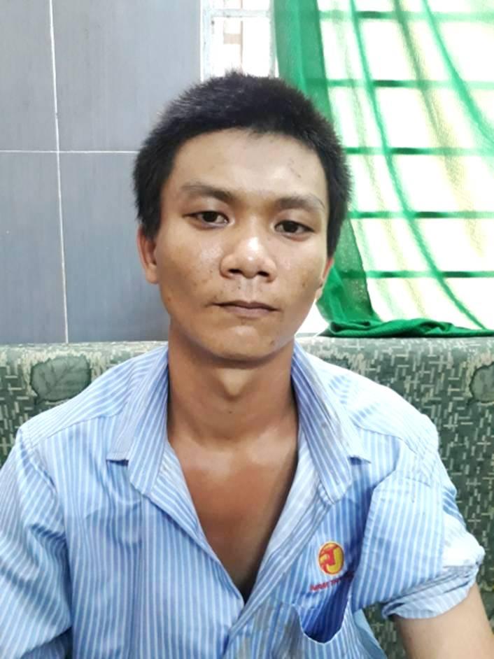 Bị can Phạm Vũ Linh Em