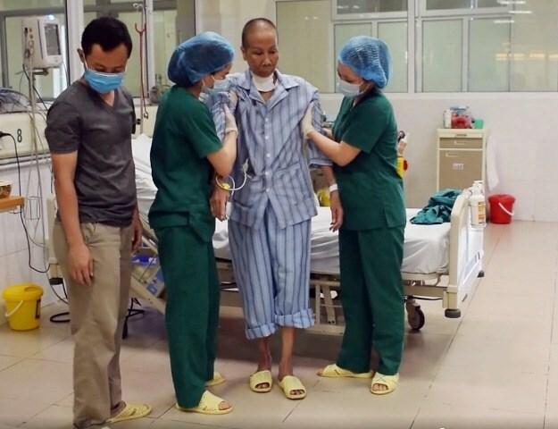 Bệnh nhân thứ 19 đã đánh bại virus SARS-CoV-2