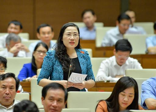 ĐBQH Nguyễn Thị Thủy phân tích về hiện trạng xâm hại tình dục trẻ em trên mạng xã hội