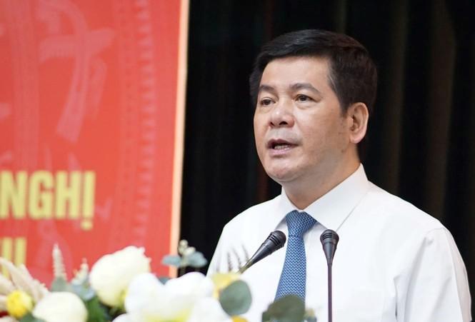 Ông Nguyễn Hồng Diên thông tin về cơ cấu độ tuổi vào Ban chấp hành Trung ương khóa XIII