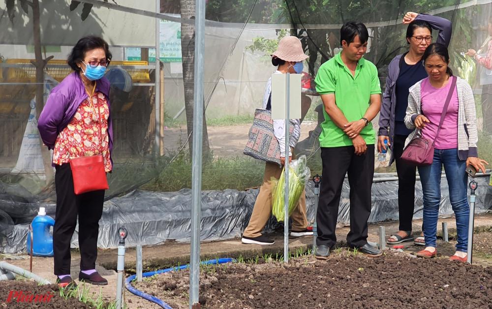 Anh Tuấn hướng dẫn kỹ thuật xử lý đất trước khi trồng