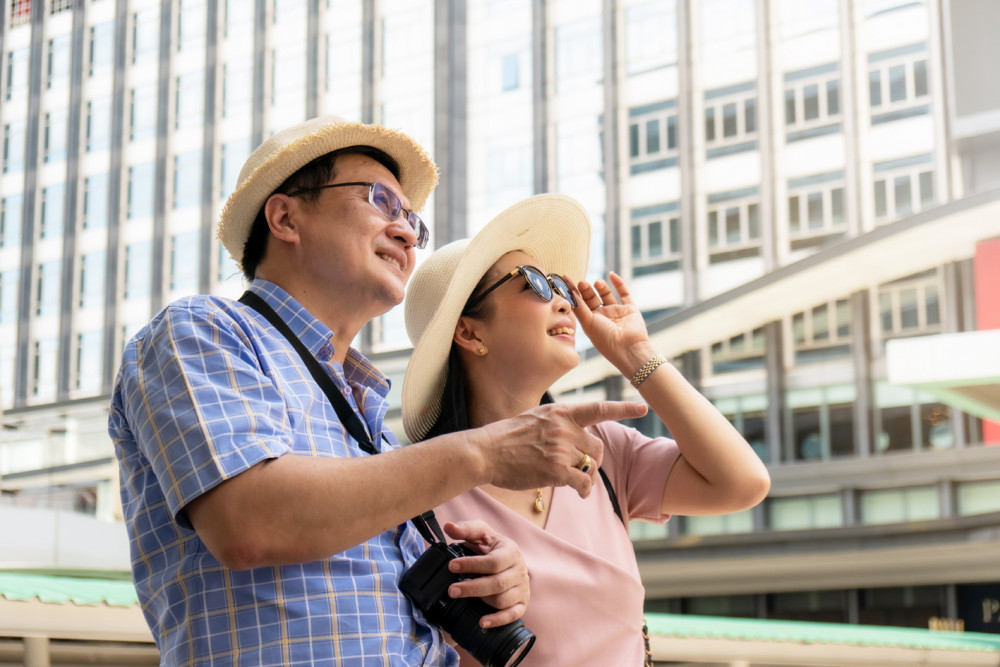 Cuộc hôn nhân nào cũng có những điểm mù, tài xế khéo lái sẽ biết cách xử lý những điểm mù đó. Ảnh minh họa