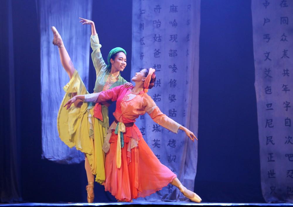 Sau suất diễn đêm 20/6, Ballet Kiều sẽ tiếp tục được diễn vào ngày 23/7 tại Nhà hát TP.HCM và ngày 14/8 tại Nhà hát lớn Hà Nội