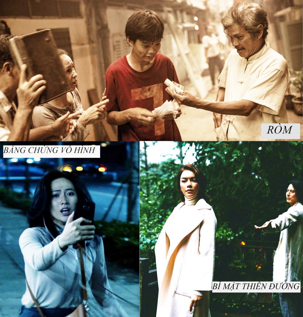 Một số bộ phim Việt ra rạp dịp hè này