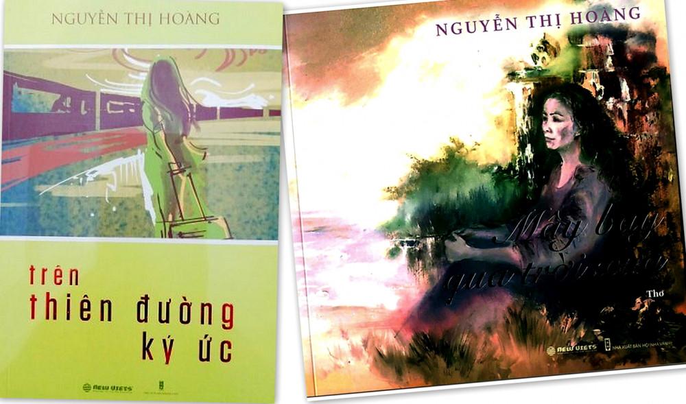 Hai tác phẩm văn học miền Nam trước năm 1975  của nhà văn Nguyễn Thị Hoàng vừa được ấn hành gần đây