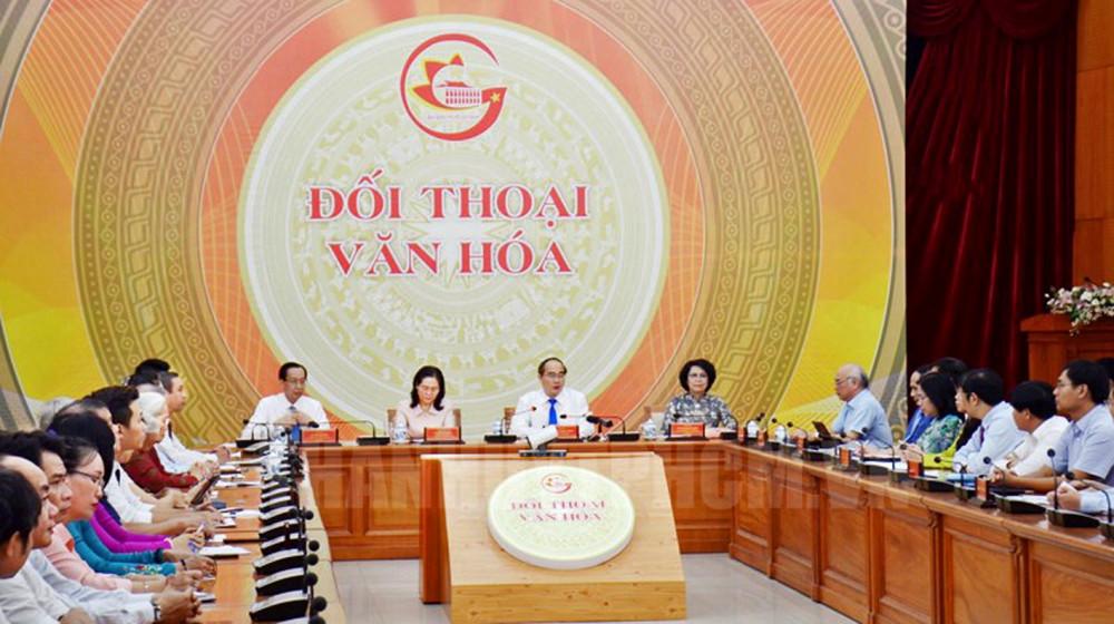 Từ tháng 6/2020, TP.HCM sẽ tổ chức đối thoại văn hóa định kỳ trên các phương tiện truyền thông để lắng nghe,  trao đổi và tìm các giải pháp về các vấn đề văn hóa của thành phố