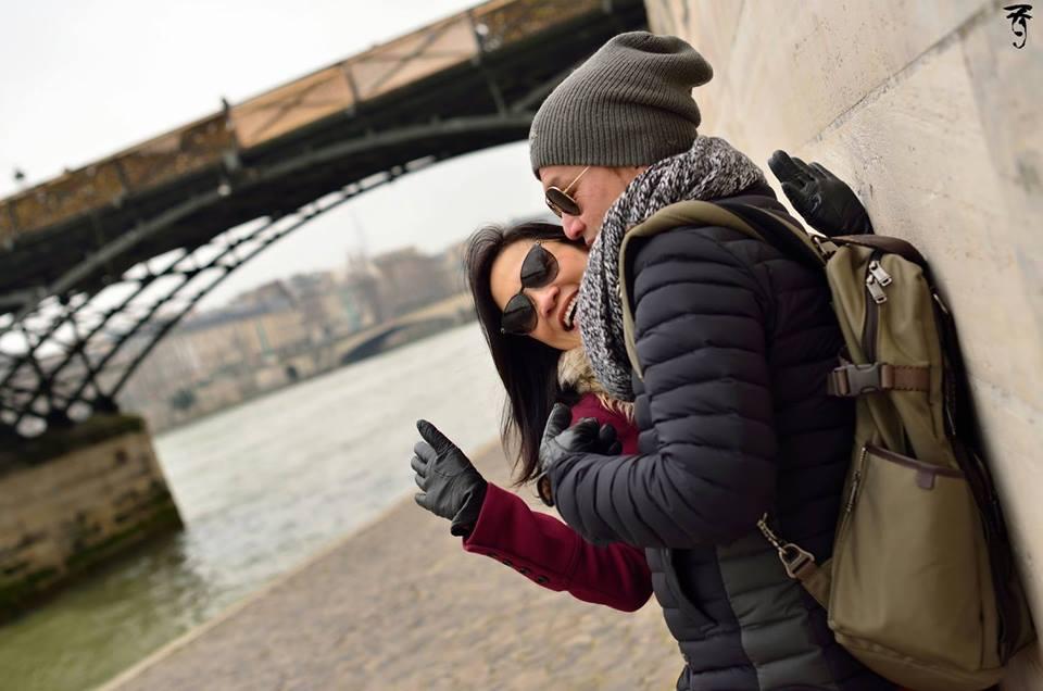 Những ngày hạnh phúc bên nhau của cặp đôi Quang Minh - Hồng Đào