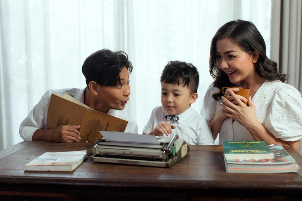 Gia đình Huỳnh Đông