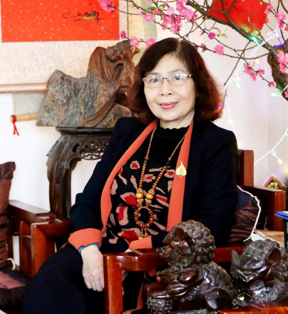 Giáo sư - tiến sĩ Lê Thị Quý