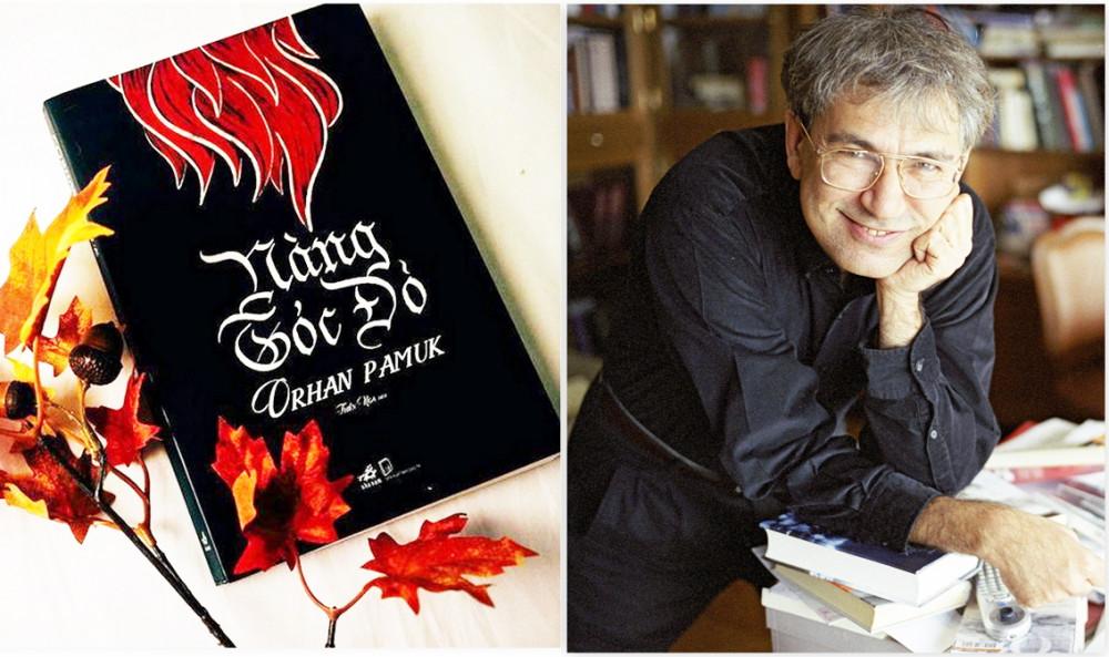 Có lẽ, Nàng tóc đỏ là cuốn sách gần gũi với Orhan Pamuk nhất