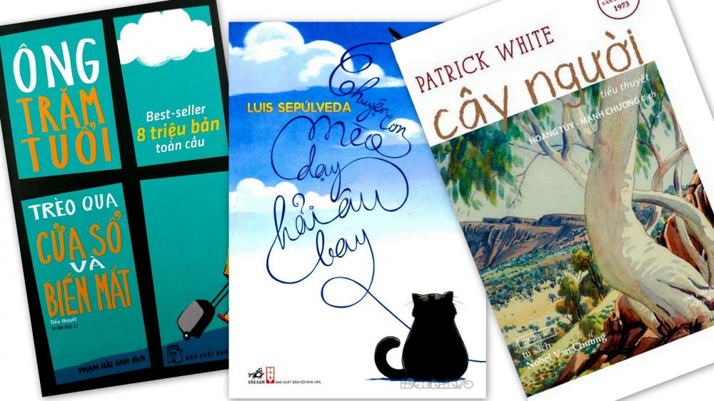 Tựa một số tác phẩm văn học được dịch và xuất bản tại Việt Nam