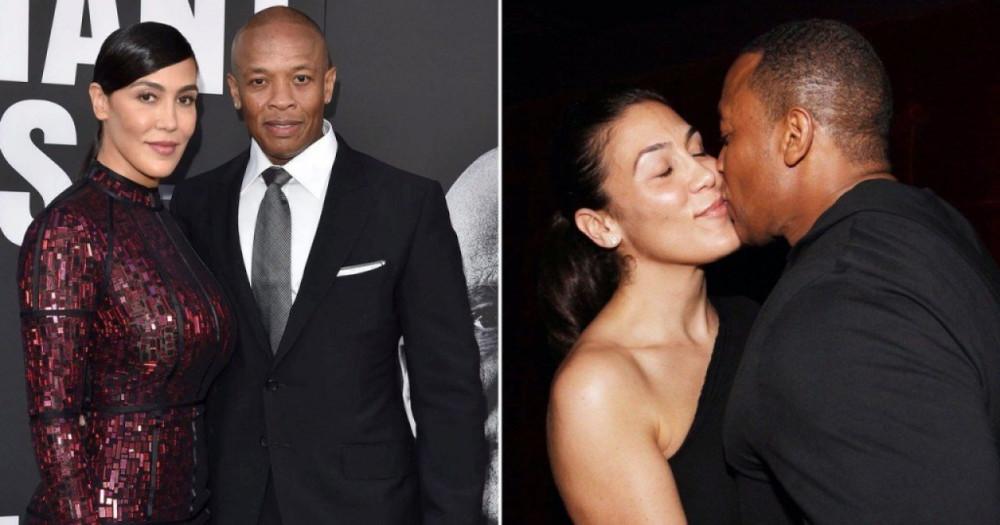 Vợ chồng rapper Dr. Dre có 24 năm sống cùng nhau trước khi ly hôn.