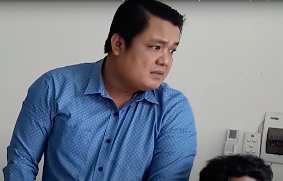 ông Ngô Minh Khâm - Tổng giám đốc Công ty CP địa ốc Phú An Thịnh Land