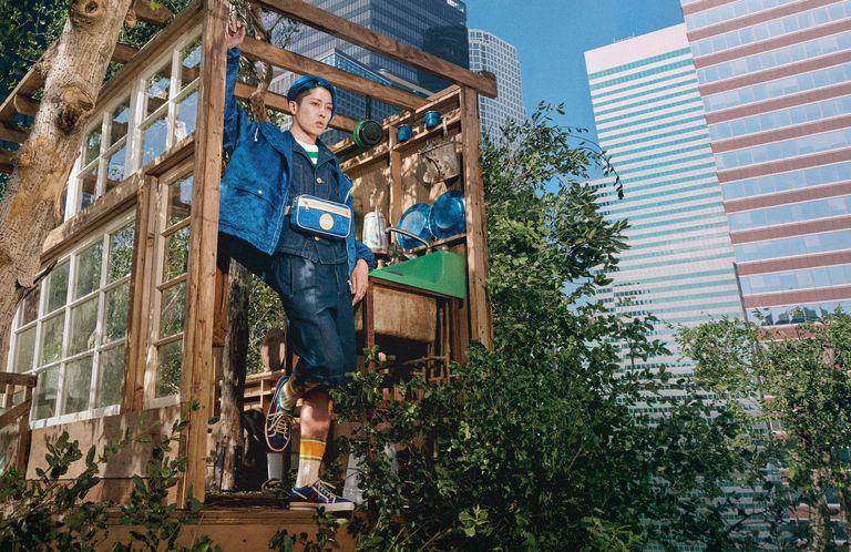 Nhạc sĩ, diễn viên Miyavi và bộ trang phục dành riêng cho thị trường Nhật