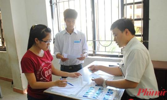 Nhiều học sinh có lực học yếu không được thi lớp 10 công lập (ảnh minh họa: Đại Minh)