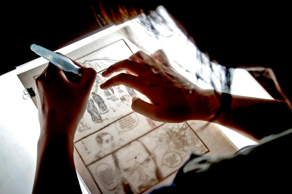 Truyện tranh Việt hoàn toàn đủ tiềm năng để trở thành một trong những lĩnh vực hái ra tiền cho ngành công nghiệp văn hóa