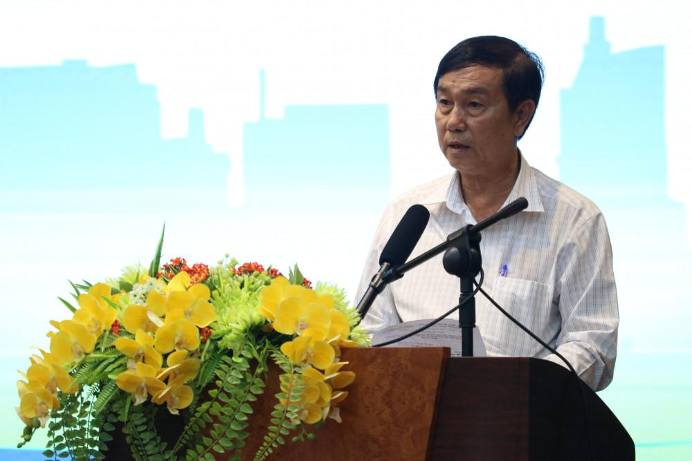 Ông Phan Ngọc Bảo - Bí thư Đảng ủy phường 1, quận Phú Nhuận cho biết,
