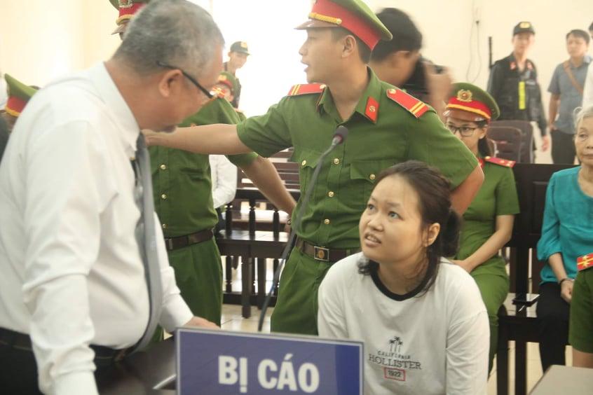 Bị cáo Hà kẻ chủ mưu bị tuyên án tử hình